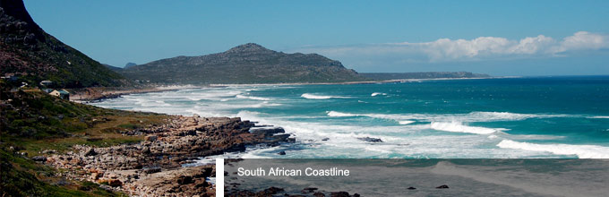 Southern African Coastline